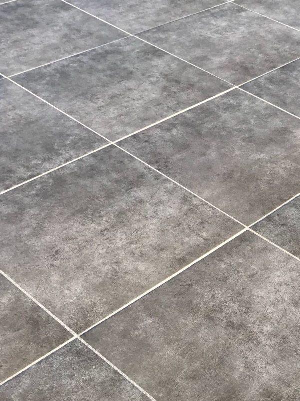 fuga żywiczna special betonowo szary