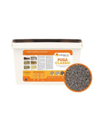 fuga zywiczna epoksydowa do kostki brukowej granitowej fugmix optimal classic szary kamien