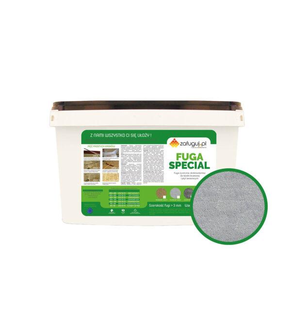 fuga zywiczna epoksydowa do kostki granitowej fugmix optimal special piaskowy bialy