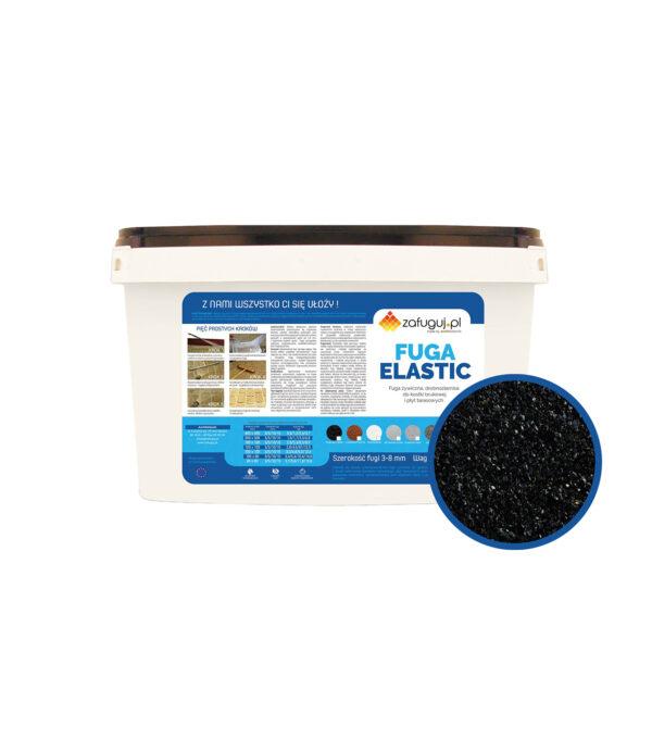 fuga zywiczna epoksydowa do plyt tarasowych kostki brukowej plyt granitowych taras fugmix elastic perlowa czern