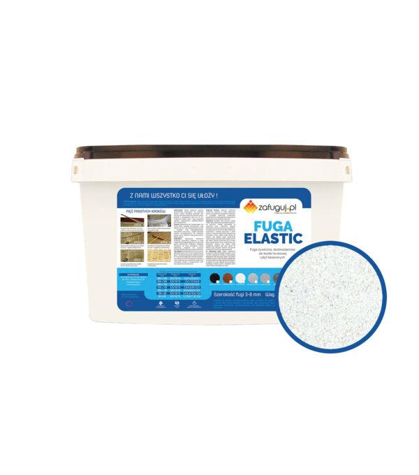 fuga zywiczna epoksydowa do kostki brukowej plyt tarasowych granitowych fugmix elastic snieznobialy