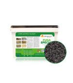 fuga do kostki brukowej betonowej żywiczna kolor bazaltowy bazalt ciemna czarna do grafitowej kostki